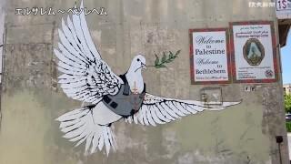 特派員チャンネル 「パレスチナのバンクシー」
