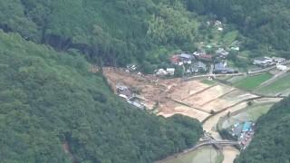 九州で大雨 冠水、土砂崩れ相次ぐ
