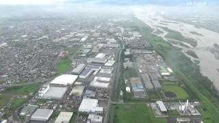 静岡で倉庫火災、4人の遺体発見