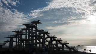 ニッポン探景 「明治百年記念展望塔」千葉県富津市