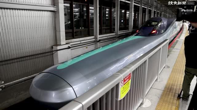 ALFA―X」最高時速382キロ、次世代新幹線へ試験走行 : 経済 ...